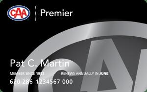 2017 Premier Card