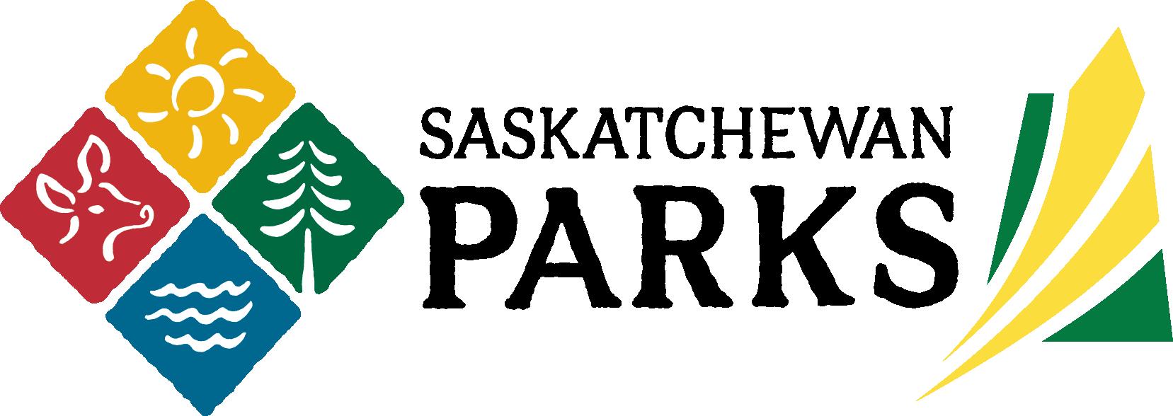 Sask_Parks_Logo_wCrown Horizontal-1